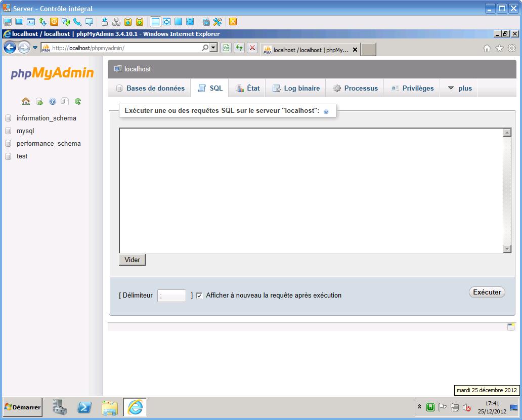 Phpbb Fr Com Documentation Se Connecter Avec Un Client Mysql En